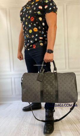 Дорожная спортивная сумка Louis Vuitton Луи Виттон