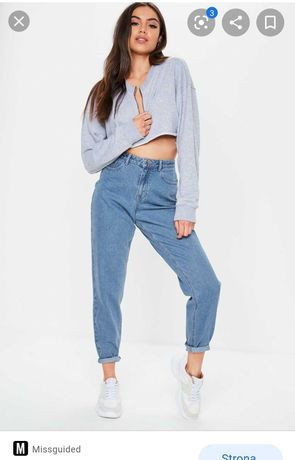 MOM JEANS Missguided 40/L