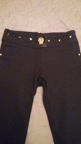 Новые утепленные штаны-лосины. Размер S