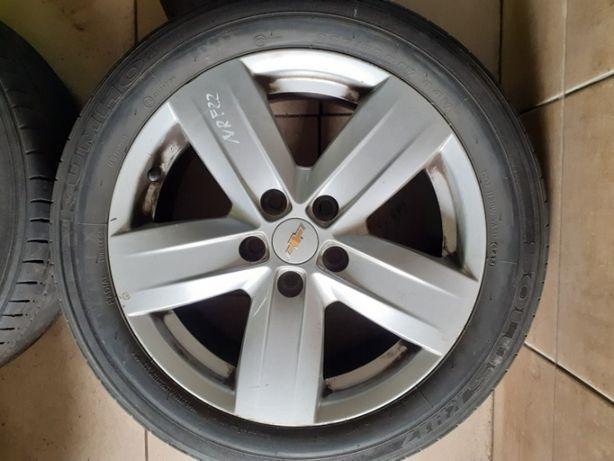 Felga nr F22 Chevrolet Cruze 17x7J 3szt.