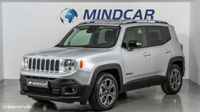 Jeep Renegade 1.6M JET AUTO LIMITED
