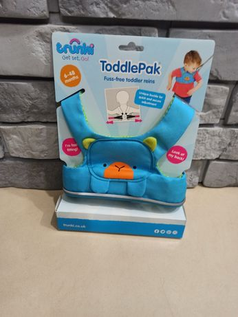 Szelki do nauki chodzenia ToddlePak