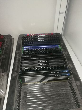 Pamięć RAM DDR3 i DDR4 - 2gb / 4gb / 8gb / 16gb