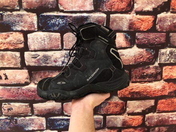 Мужские зимние ботинки Salomon Gore-Tex Размер 42 26.5 см