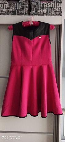 Sukienki 152 2 sztuki