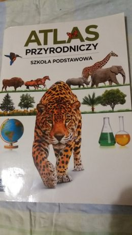 Atlas przyrodniczy . Szkoła podstawowa