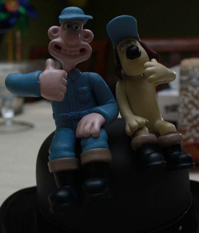 Wallace & Gromit - Skarbonka duży kapelusz - melonik . Aardman