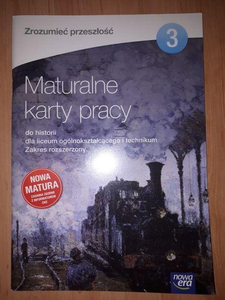 """Maturalne karty pracy """"Zrozumieć przeszłość cz. 3"""""""