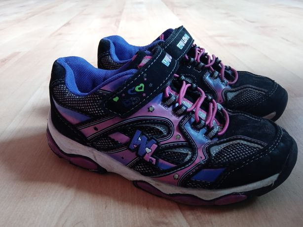 Buty dla dziewczynki