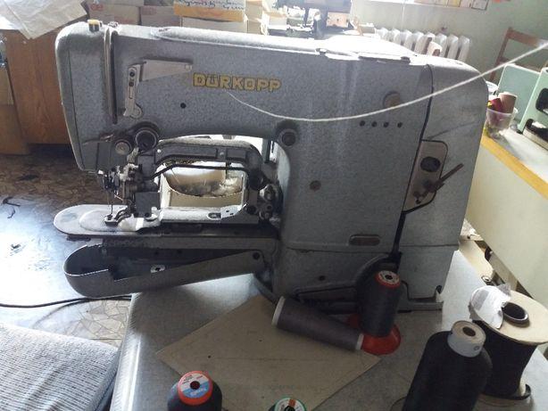 Maszyna do szycia Ryglówka Durkopp