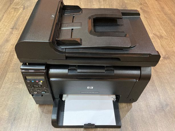 Urządzenie wielofunkcyjne kolor HP LaserJet MFP M175a