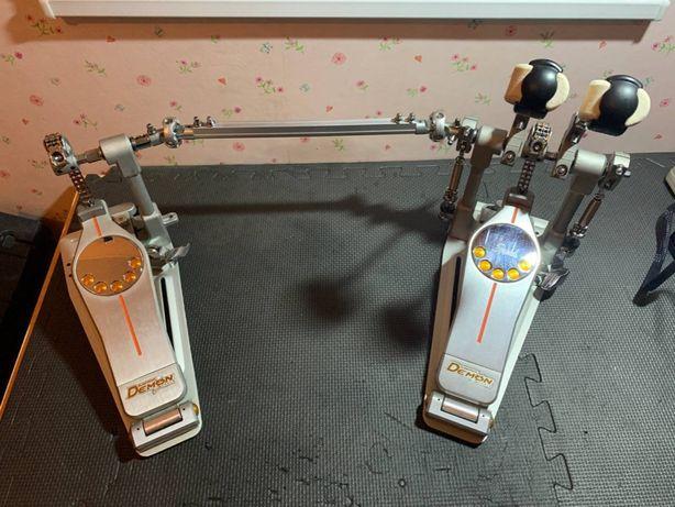 Двойная Педаль (кардан) Для Бас-Барабана Pearl P-3002С