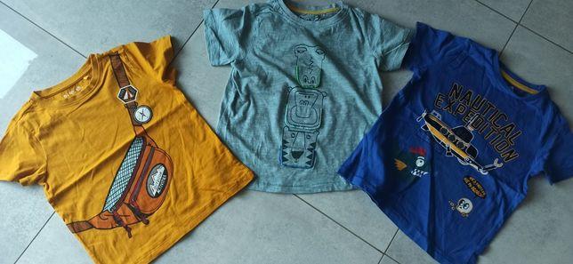 T-shirty 5 10 15