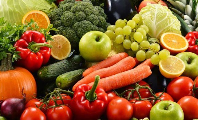 Owoce Warzywa Dostawa Gratis