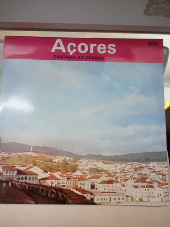 Vinil Cantigas ao desafios (vol.2) Açores