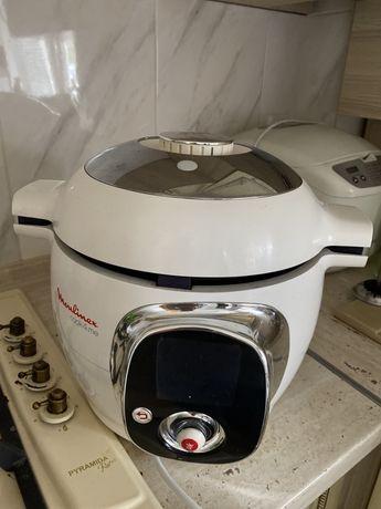 Мультиварка moulinex cook 4 me