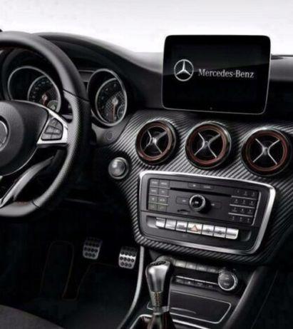 Mapa Mercedes 2020 GLA glc cla a/b/c/e klasa