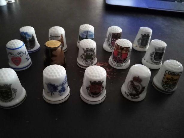 Conjunto 30 Dedais Porcelana