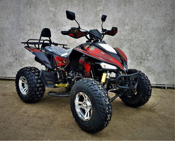 Quad BASHAN 250cc XONE Sport Homologacja Manual Alu Wtrysk
