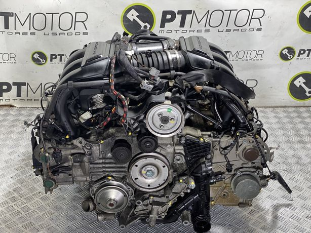Motor Porsche Cayman Boxster S 3.4 295cvs M9721