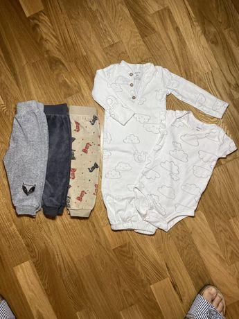 Carter's 0-3 набор и штанишки