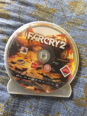 Jogo ps3 Far Cry 2