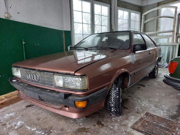 Audi 80 Coupe 83r