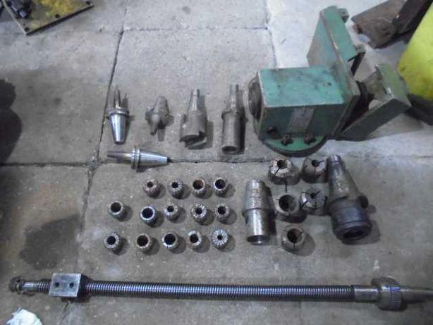 frezarka fus22 stożek śruba tulejka frez modułowy kształtowy do metalu