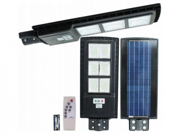 Lampa solarna latarnia uliczna ogrodowa