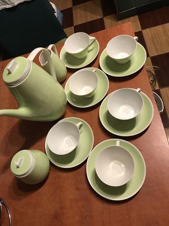 Komplet  (zestaw) Cora kawowo -herbaciany