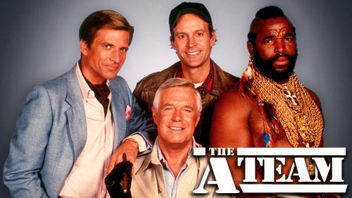 Soldados da Fortuna - The A-Team (1983 a 1987) - Serie Completa