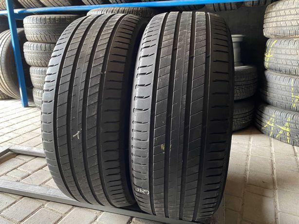 лето 235/55/R19 2017г 6мм Michelin Latitude Sport 3 шины