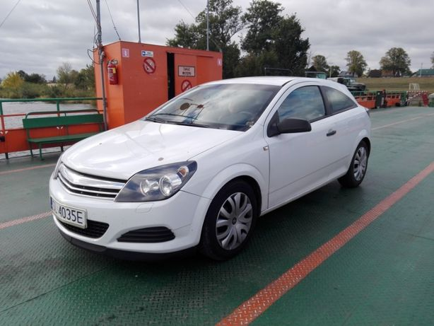 Opel Astra GTC, 2009 rok, LIFT, Benzyna, I właściciel