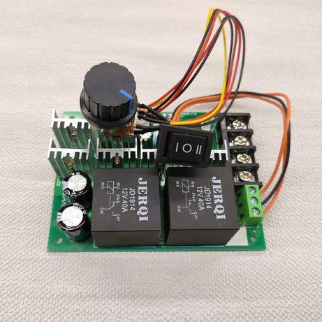 Регулятор оборотов двигателя, ШИМ контроллер 10 - 50 вольт 60А