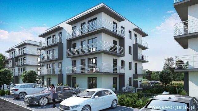 Mieszkania - Osiedle Brzozowe na ul. Św. Katarzyny 39-45 m2