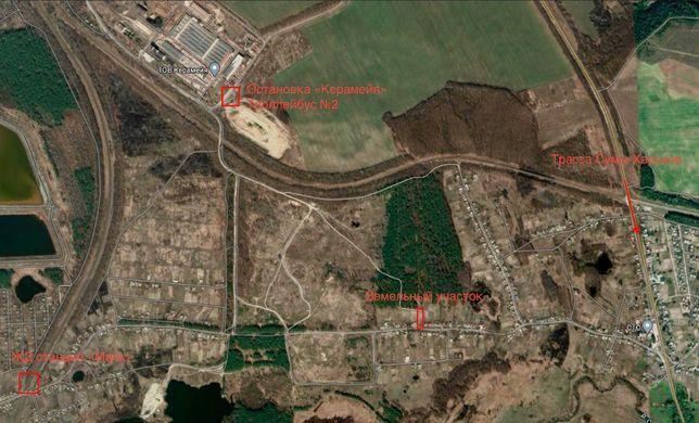 Продаётся земельный участок в с. Верхняя Сыроватка