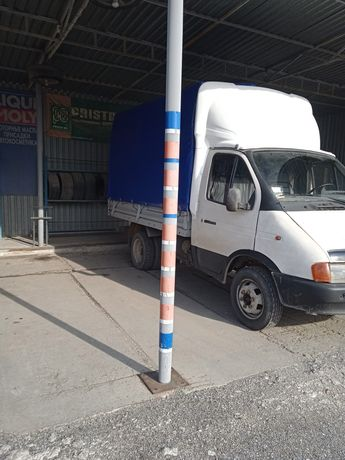 Газель 330210 борт/тент/газ