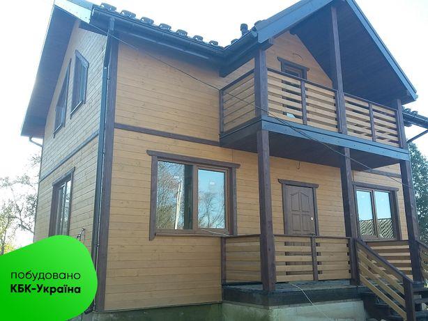Каркасные дома в Черновцах и Черновицкой области для проживания