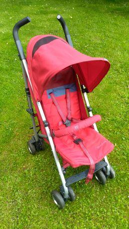 Wózek dziecięcy spacerówka parasolka Cybex Onyx czerwony