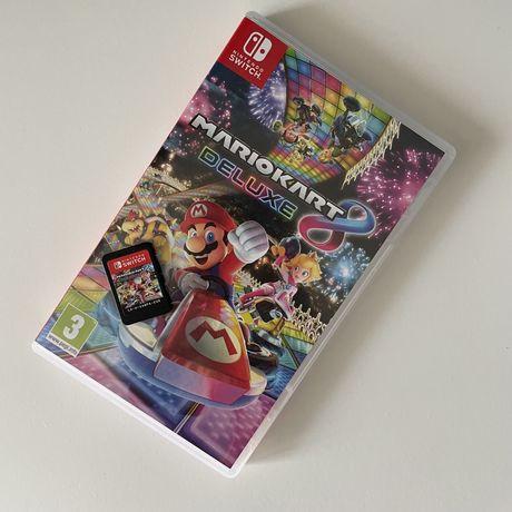 Mario Kart 8 deluxe nintendo switch mariokart