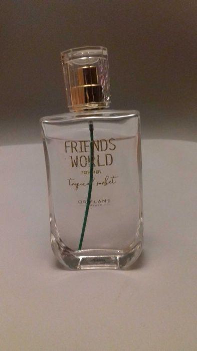 Perfumy Oriflame Friends World tropical sorbet Bełżyce - image 1