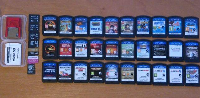 SonyPSPVita(онлайн,прошивка,5.05)+MK,UFC,GTA,Fifa,NFS,GodWar,Killzone!