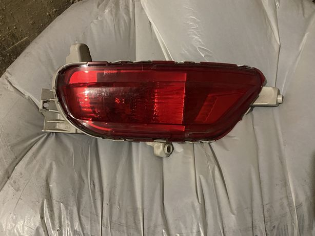 Mazda cx5. 2017-2021 Отражатель, задняя противотуманка