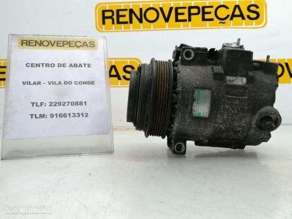 Compressor Do Ar Condicionado Mercedes-Benz E-Class (W210)