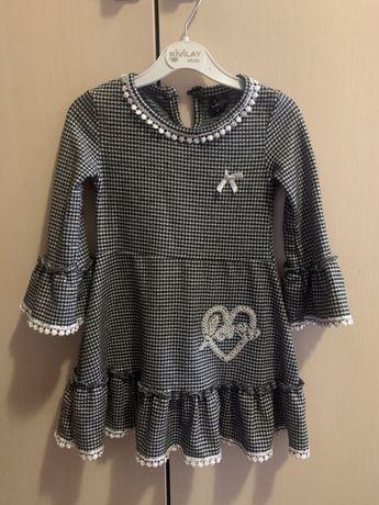 Платье 2-3 года