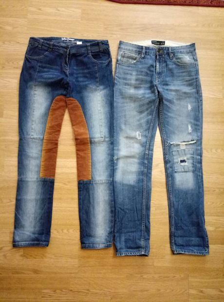 Фірмові джинси р. М