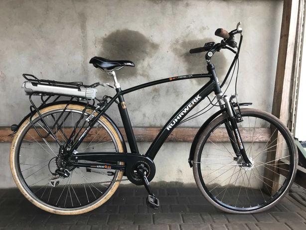 Електро-велосипед Электро-велосипед RUHRWERK 36V