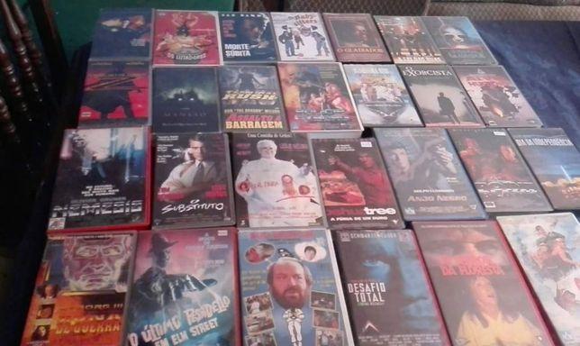 CASSETES VHS bom estado