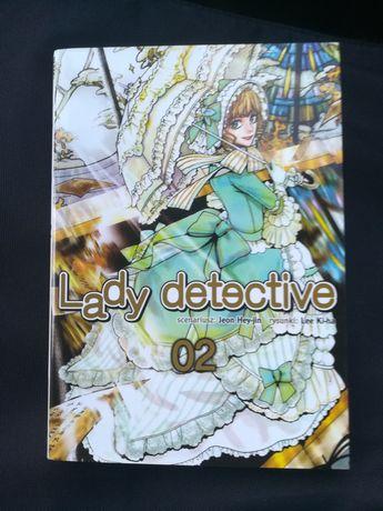 Lady Detective 2 manga yumegari