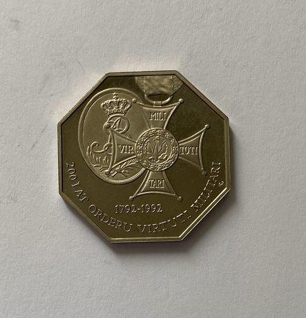 Moneta 50 000 zł 1992 r 200 lat Orderu Virtuti Militari